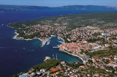 The island of Krk
