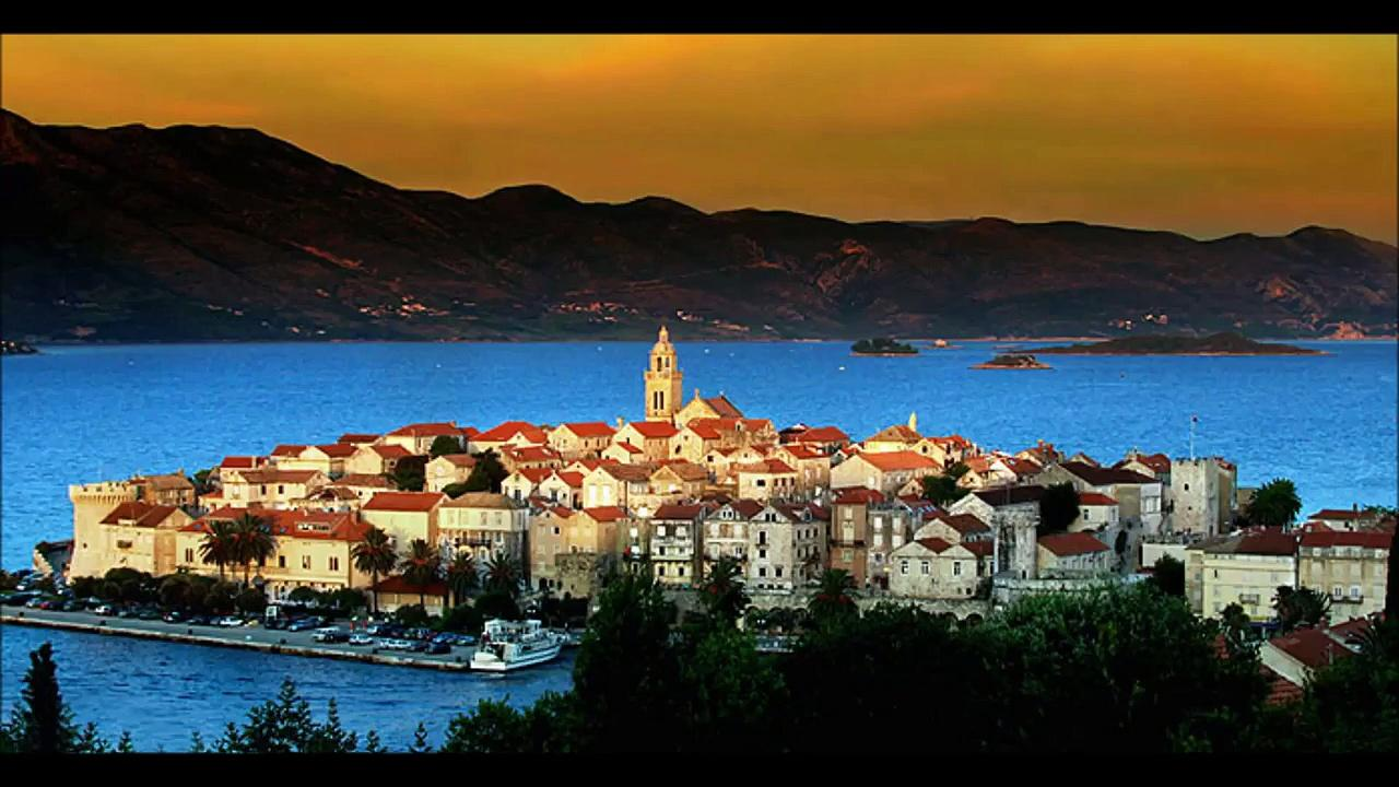 Korcula - Birthplace of Marco Polo