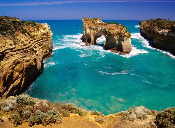 Loch Ard Gorge, Port Campbell National Park, Australia